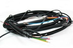 Электропроводка для прицепа