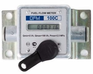 Электронный счётчик топлива