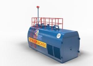Мини-АЗС контейнерного типа