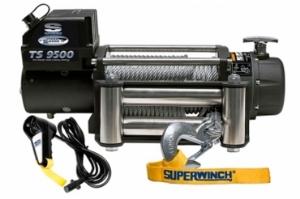Лебедка для Нивы SUPERWINCH TIGER SHARK 9500