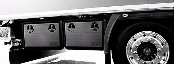 Инструментальные ящики для грузовиков