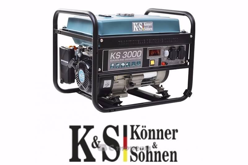Дизельные генераторы KONNER&SOHNEN