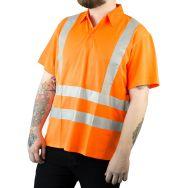 Светоотражающая сигнальная футболка SNICKERS Workwear